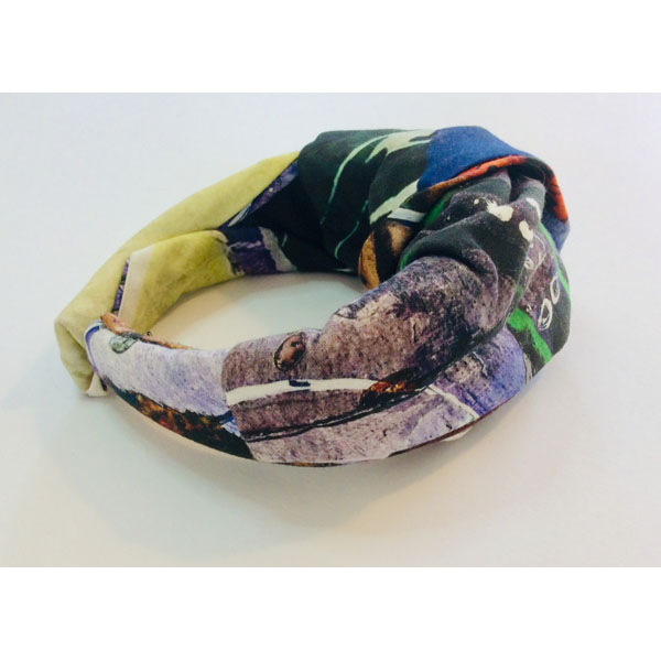 Collage Hairband