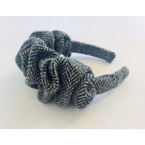Grey Hairband