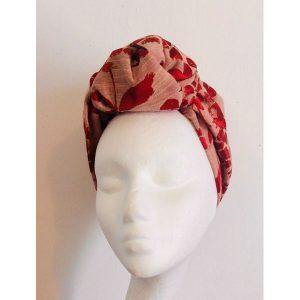 Red Berries Turban